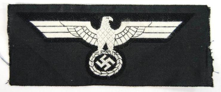 WH/Pz, Emblema Nacional para Suboficiales y Tropa