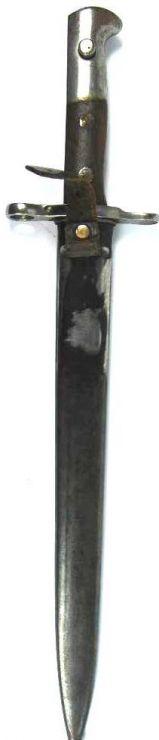 Suiza/ Machete-Bayoneta M1911