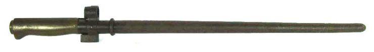 Francia/ Bayoneta M1895 para el Fusil Lebel