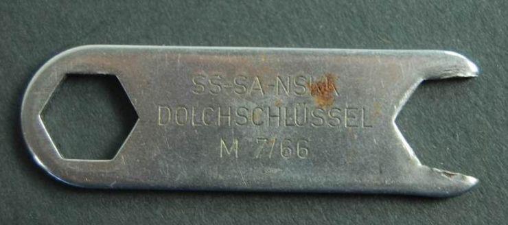 LLave de Desmontaje de Daga M33/36