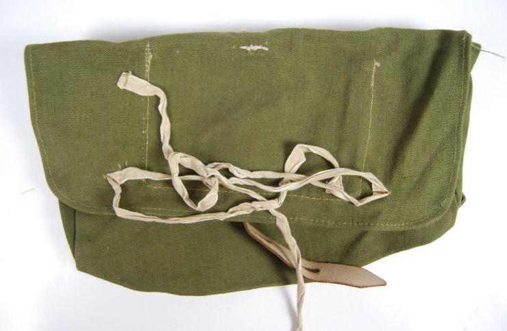 WH/ M44/45 Bolsa para el Paquete de Asalto de Final de Guerra