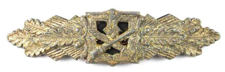 Wehrmacht, Barra de Combate Cuerpo a Cuerpo en Plata