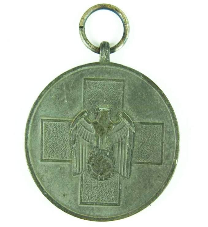 Medalla de Asistencia Social (welfare).