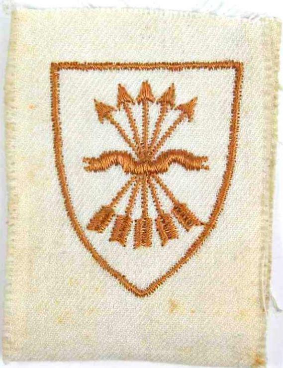 Emblemas Falange Bordados Sección Femenina