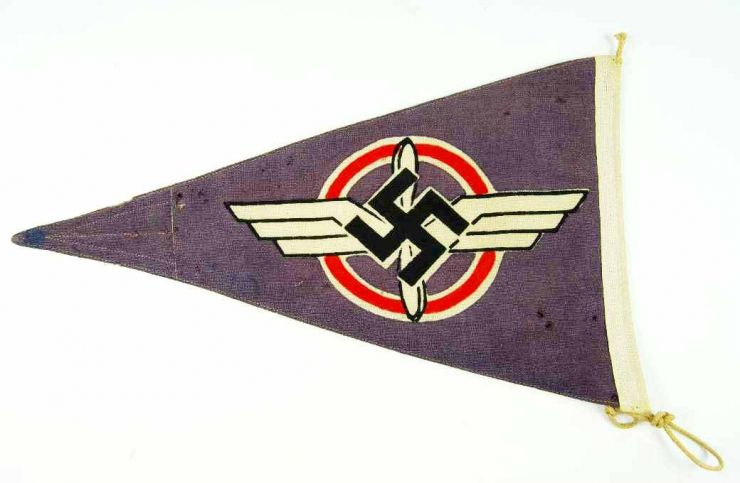 Banderín del DLV