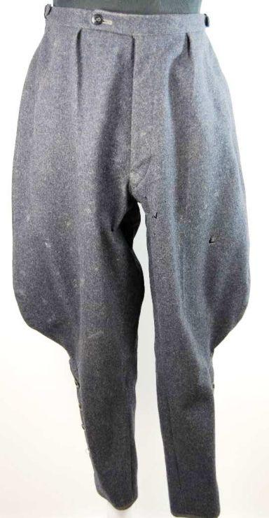 Luftwaffe, Pantalones de Montar de Oficial