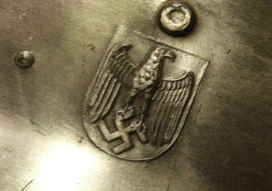 Metopa de Soldado Alemán