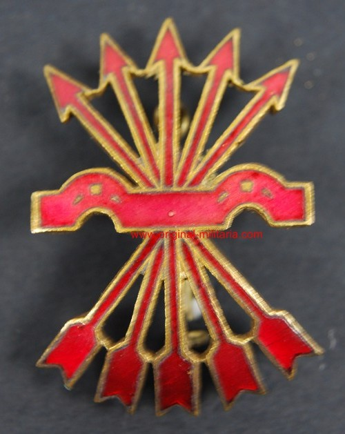 Insignia de Falange