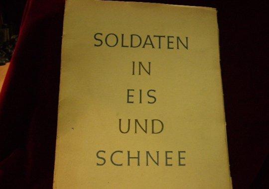 Colección litografica limitada 1943 de epoca de soldados alemanes ww2.
