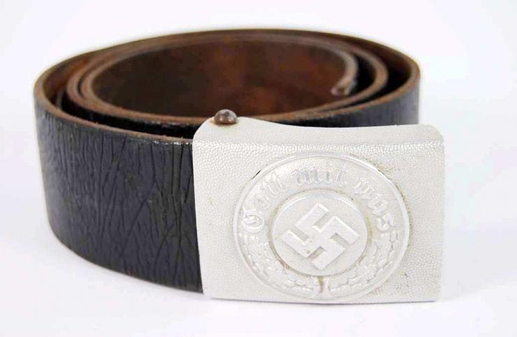 Cinturón Completo de Policía
