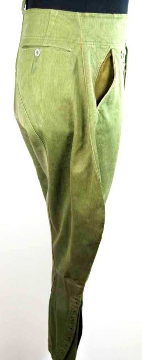 DAK, Breeches Tropicales del 2º Modelo