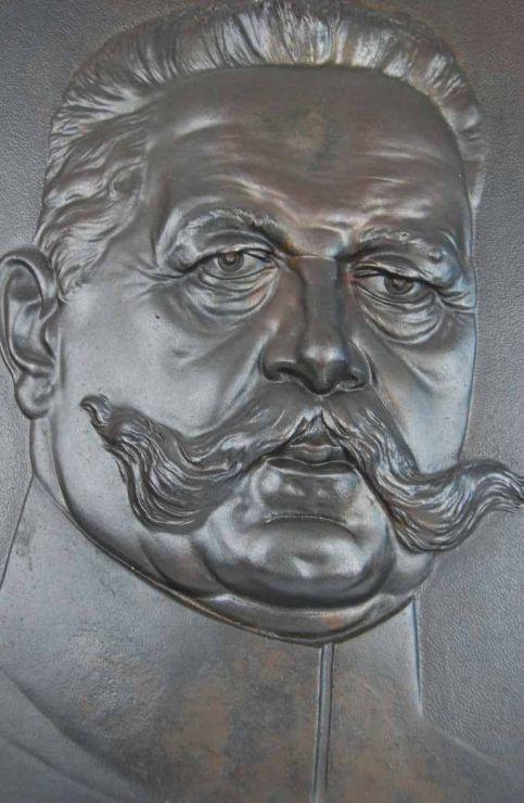 Gran Efigie de Fundición de Hindenburg