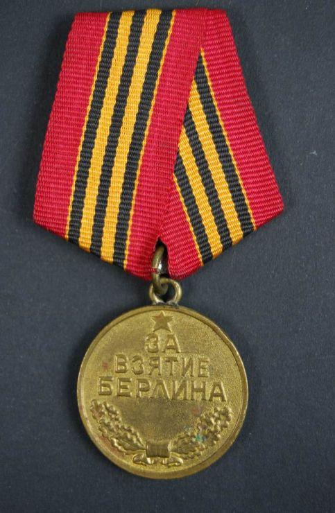 Medalla por la Captura de Berlín