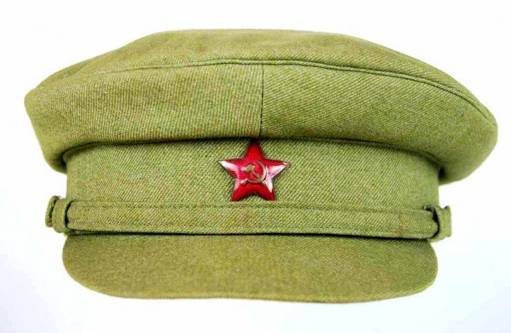 Gorra de Plato M41 para Oficiales y Generales