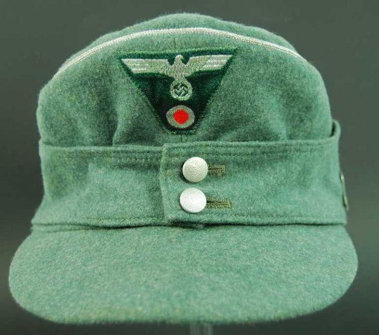 Gorra de Campo de Oficial de Montaña