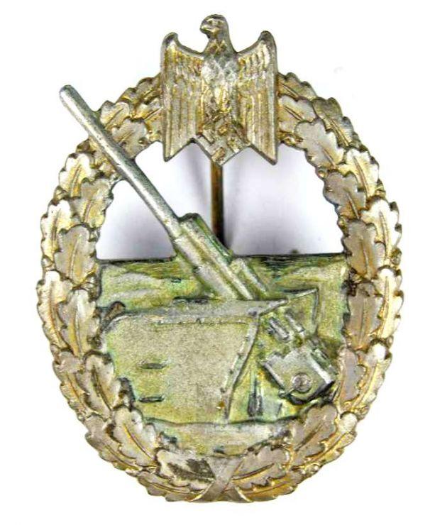 Kriegsmarine, Distintivo de Artillería de Costa