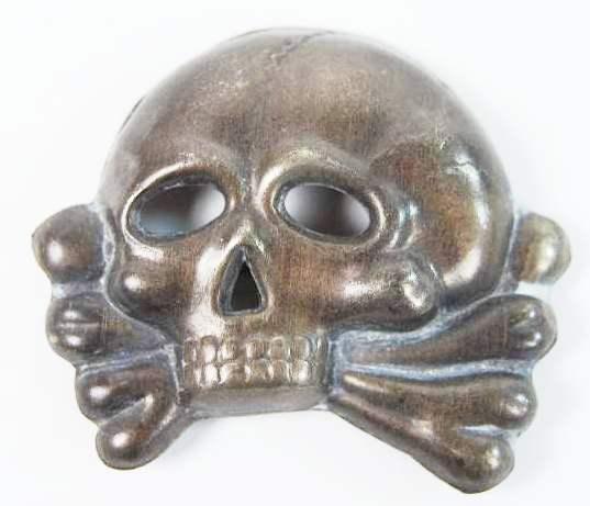 SS Totenkopf para Gorras (1923-1934)