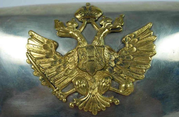 Cartucherin de Oficial de Caballería, Imperio Austro-Húngaro