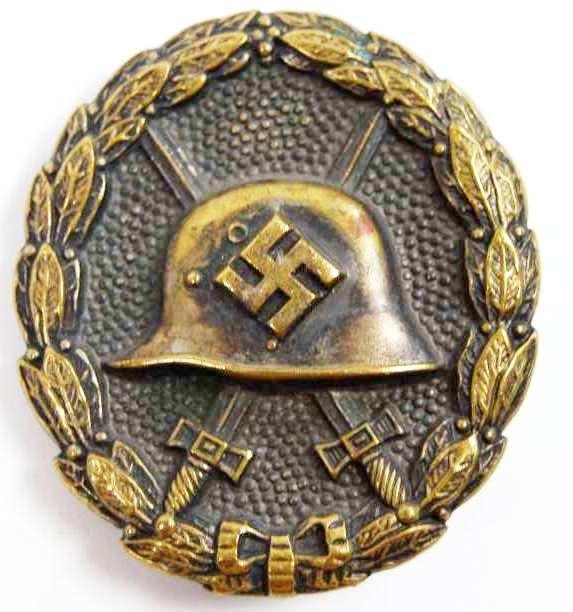 Distintivo de Herido Legión Condor