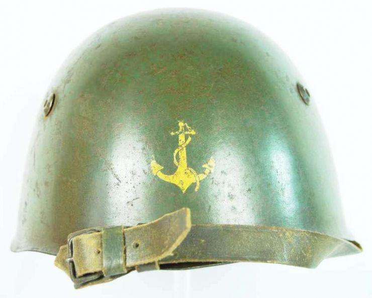Casco de Combate de la Marina de Guerra Italiana