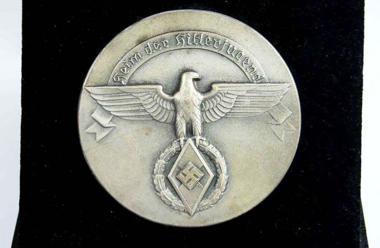 Estuche con Medalla de Honor de HJ