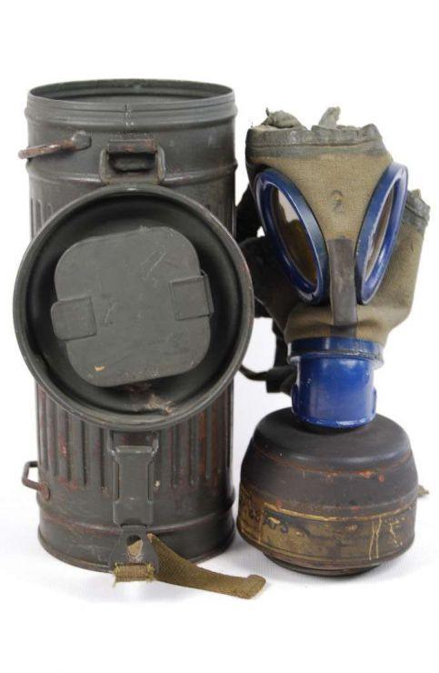 Wehrmacht, Máscara antigás M30