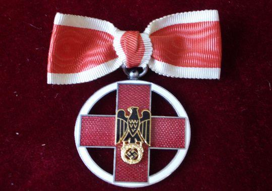 Medalla de la Cruz Roja