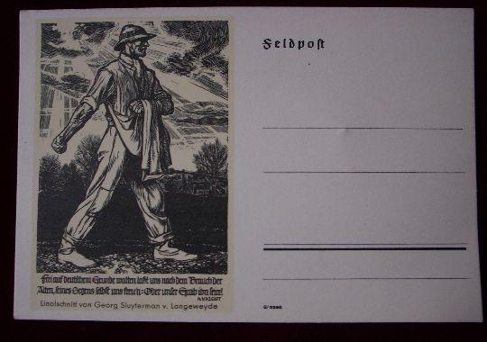 Tarjeta Postal.
