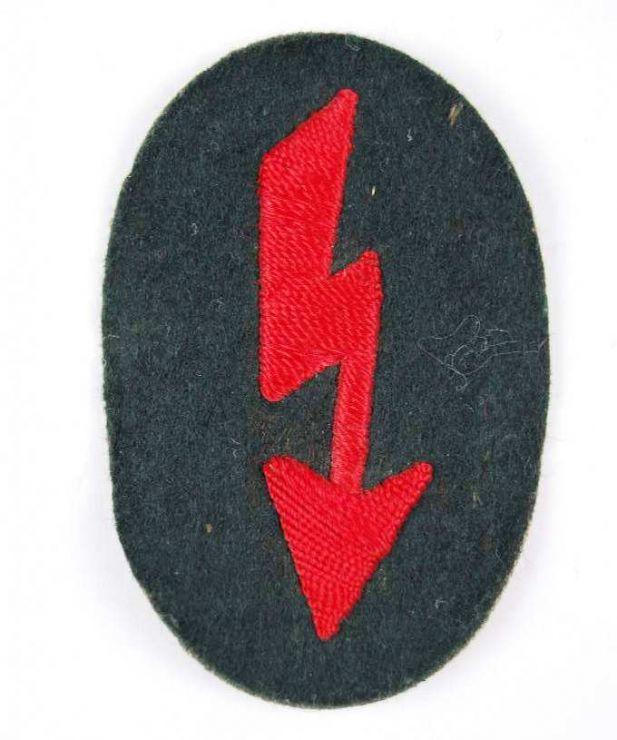 Distintivo de Comunicaciones de Artillería