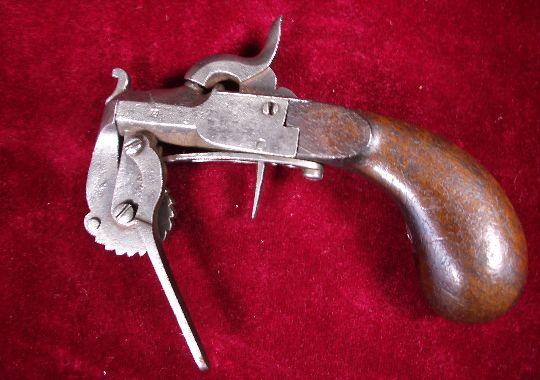 Probador de pólvora siglo XIX.