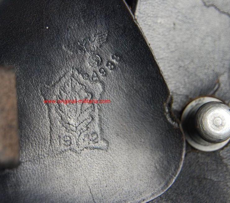 Funda de Mauser M34 de 1942, Logo y Waffenamt