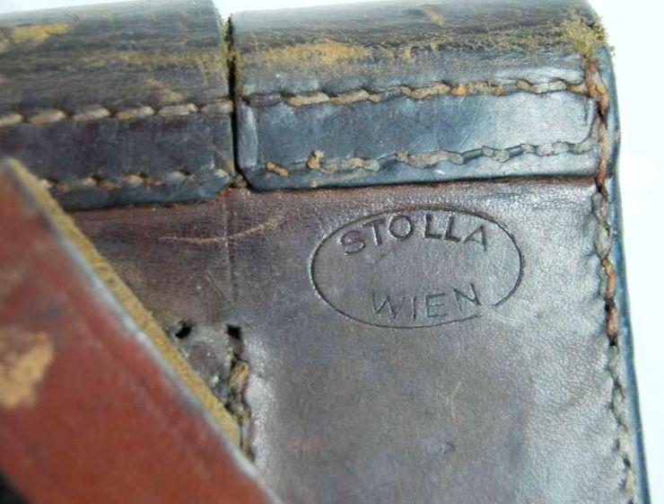 "Porta-cargador Austriaco del MP38-40 ""Stolla Wien"""