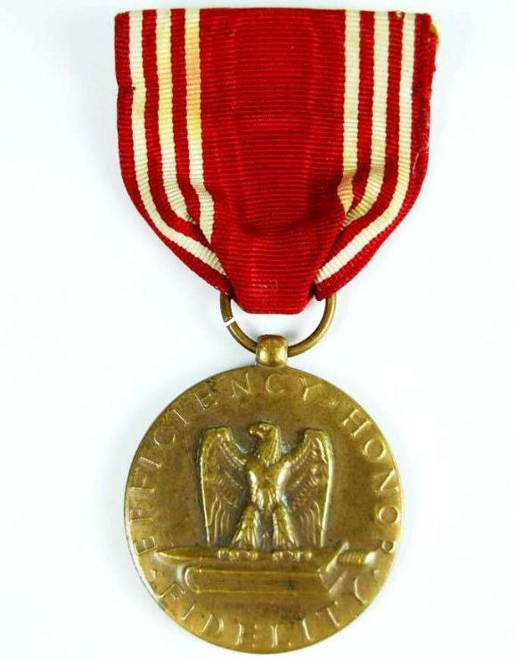 Medalla USA por Buena Conducta WW2