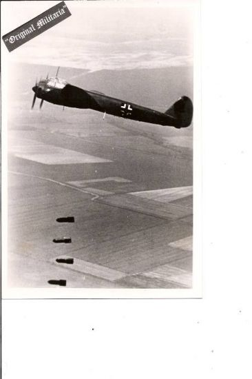 Foto de Prensa de la Luftwaffe