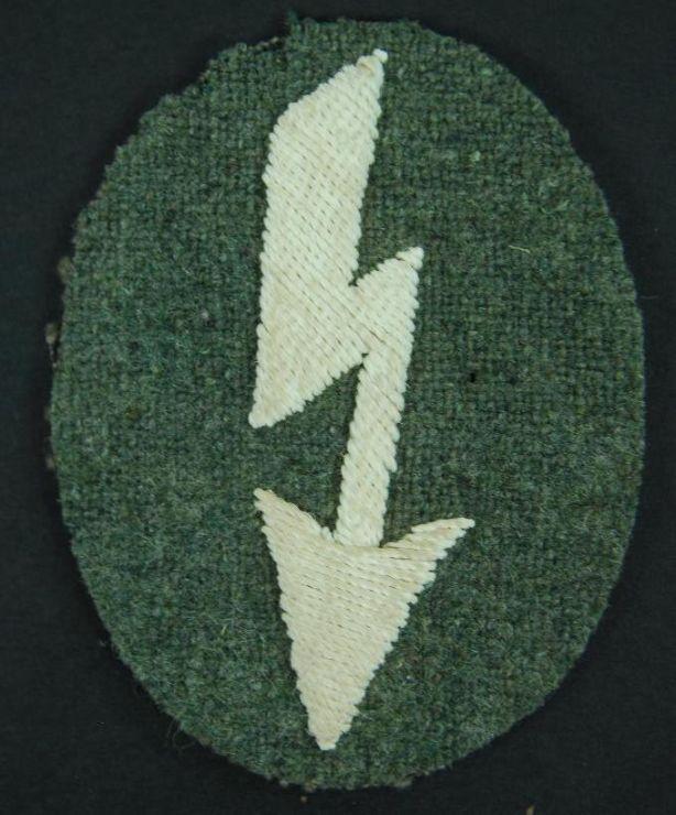 Especialista Señales Infantería
