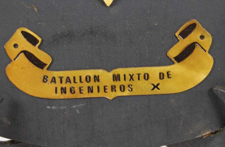 Metopa Epoca Franco, Bon. Mixto Ingenieros X