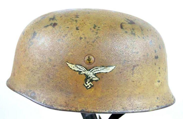 Luftwaffe, Afrika korps, M38 de Paracaidista