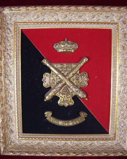 Metopa del Regimiento Gaca XXXII.
