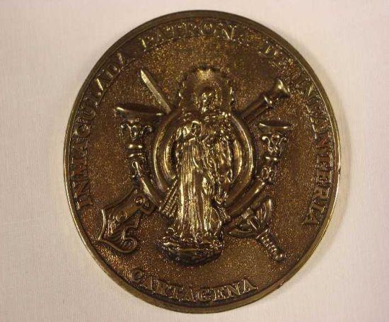 Medalla de Mano Conmemorativa de Infantería..
