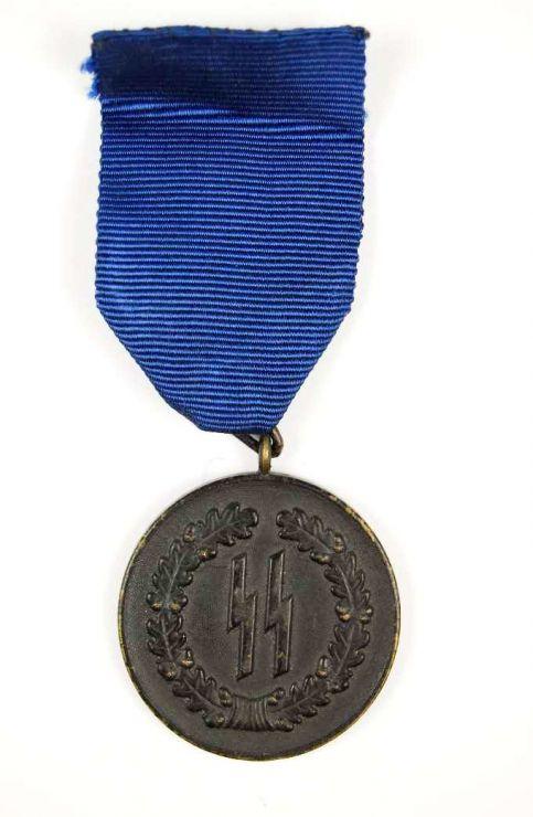 Waffen-SS, Medalla por 4 años de Servicio