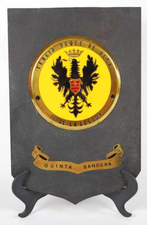 Metopa Epoca Franco de la Legión