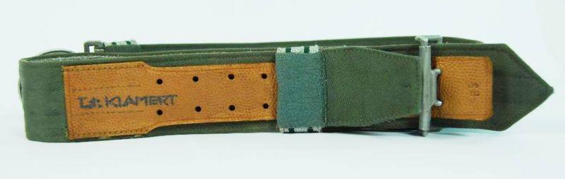 Cinturón de Gala de Oficial para Waffenrock