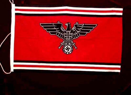 Bandera de la Asociación de Soldados Veteranos