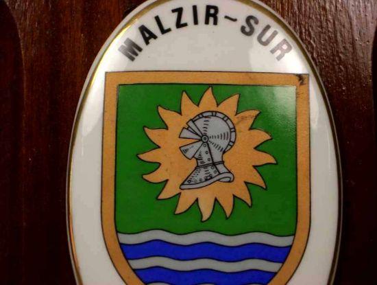 Metopa del Malzir-Sur, AAL 23 de Ceuta, época Franco.