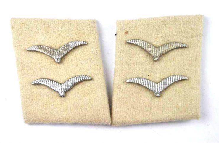 Luftwaffe, Parches de Cuello de Cabo de la HG