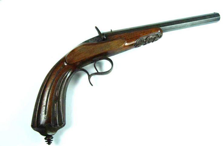 """Pistola de Salón """"Flobert"""""""