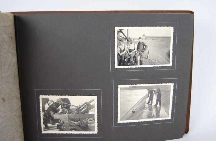 Luftwaffe, Flak Artillería, Álbum de Fotos