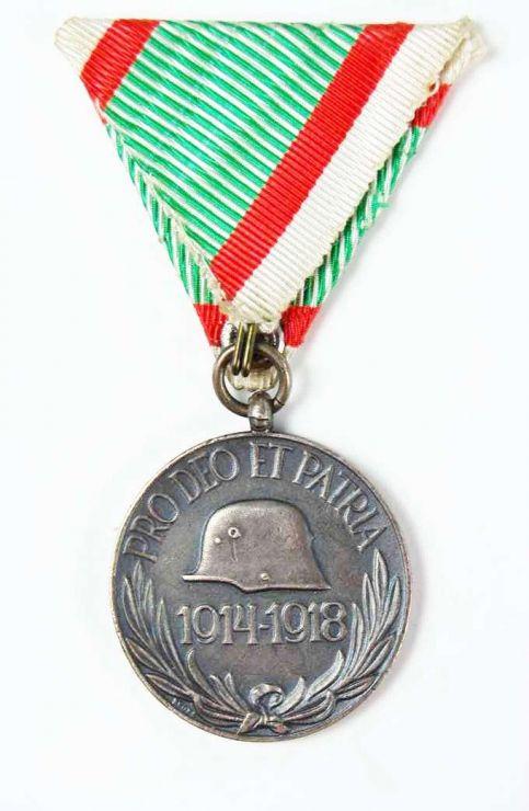 Medalla Austrohúngara 1914-1918