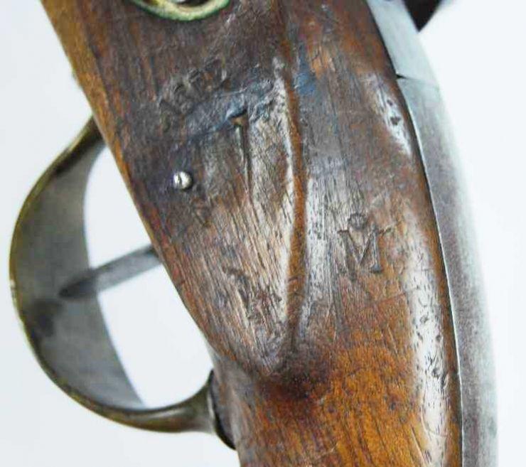"""Pistola Española Modelo 1815 de """"Guisasola y Aldecoa"""""""