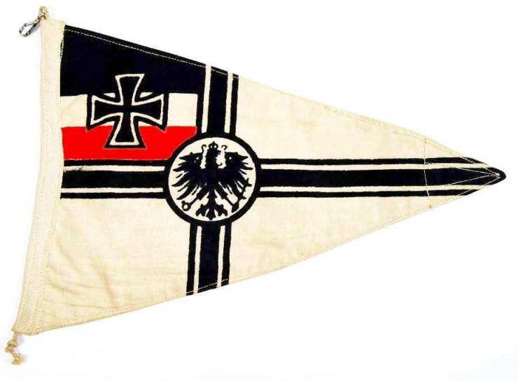 Imperial, Banderín de Vehículo